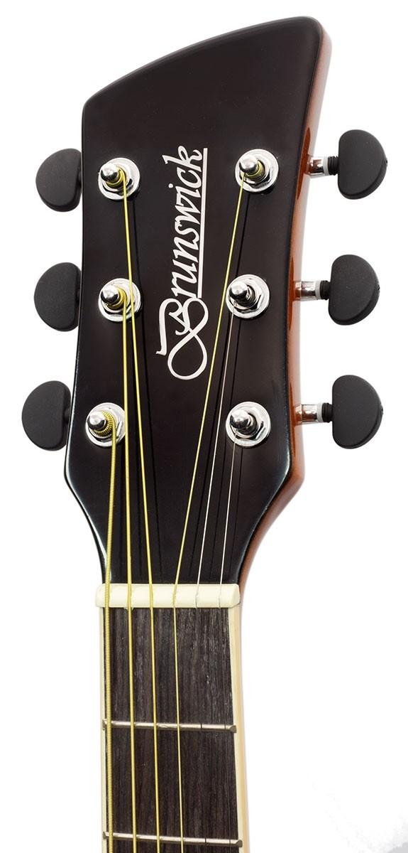 Brunswick BTK50NA Electro Acoustic Guitar Natural