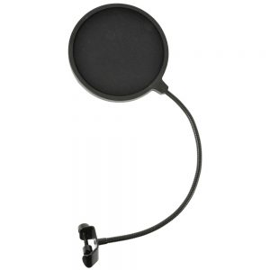 "Citronic 6.5"" Microphone Pop Screen"