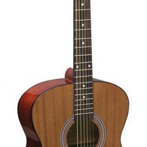 Brunswick BF200M Folk Guitar Mahogany