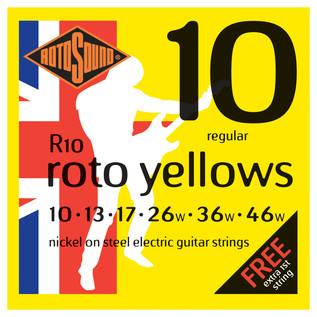 Rotosound RH10 Electric Guitar Strings 10-52