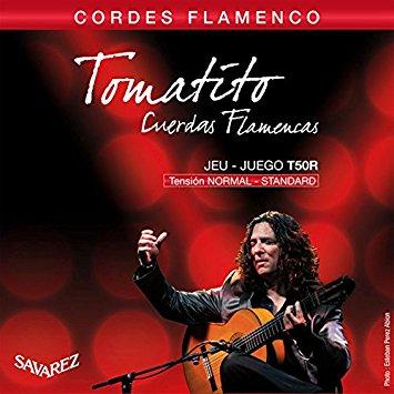 Savarez T50R Tomatito Flamenco Strings Normal Tension