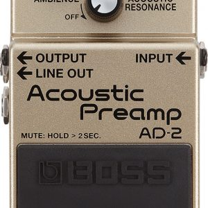 Boss AD-2 Acoustic Guitar Preamp