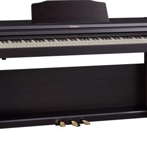 Roland HP504 Digital Piano - Rosewood