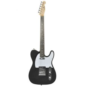 Chord CAL62 Electric Guitar Black
