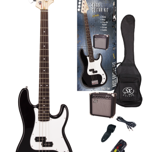 SX SB2-SK Precision Bass Kit | Black