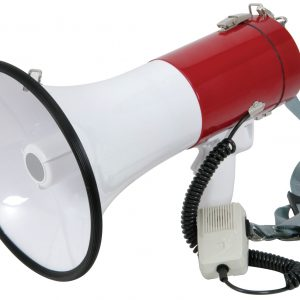 Adastra 30 Watt Megaphone with Siren