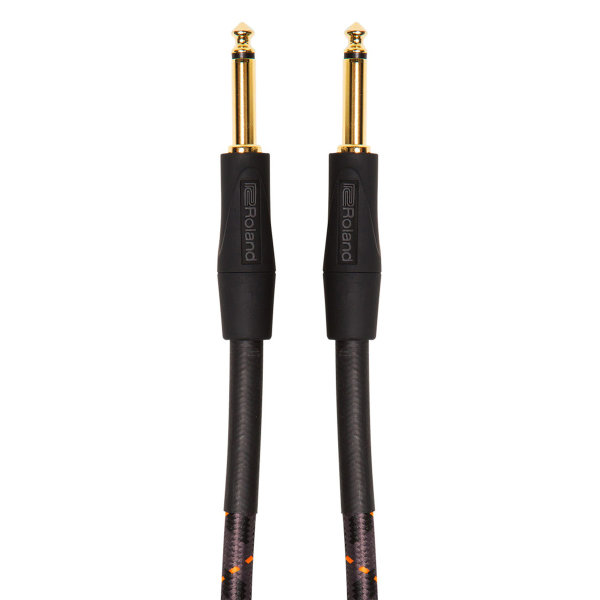 Roland Gold Series Straight Instrument Cable 10ft/3m