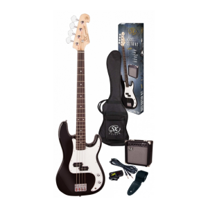 SX SB2 Precision Bass Kit Black