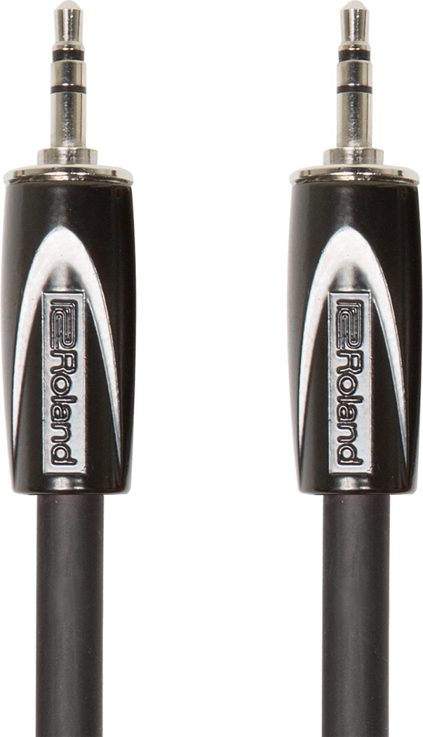 Roland 3 Metre Interconnect Cable 1 8 Trax Music Store