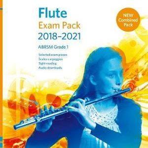 Flute Exam Pack 2018-2021, ABRSM Grade 1
