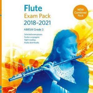 Flute Exam Pack 2018-2021, ABRSM Grade 3