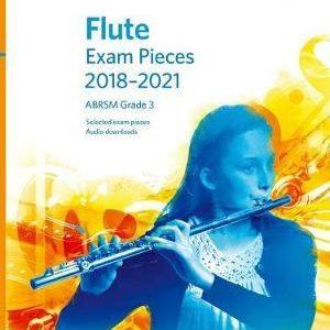 ABRSM Flute Exam Pieces 2018–2021 Grade 3