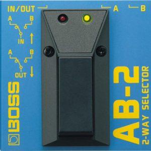 Boss AB2 2-Way Selector Pedal