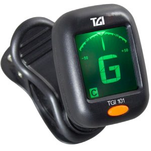 TGI TGI101 Clip On Tuner