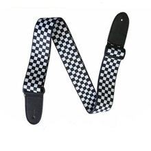 Checkered Guitar Strap by Trax