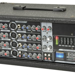 QTX PH8200 PA Head 8 Channel 200W