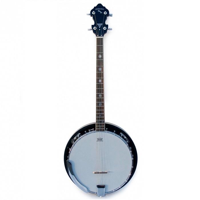 McBrides ST214-MP Tenor Banjo including Hardcase