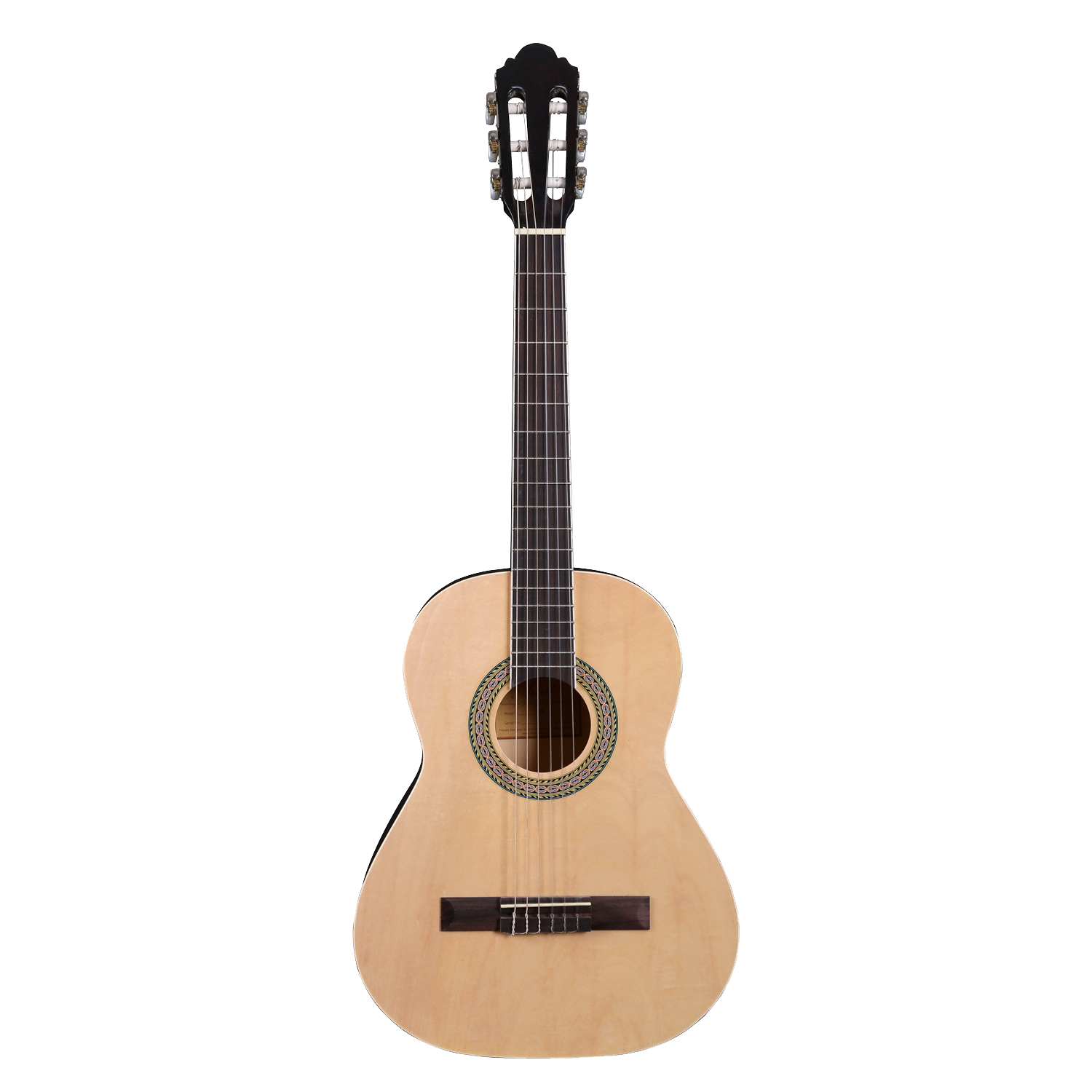 1/2 Size Classical Guitar by Trax Natural