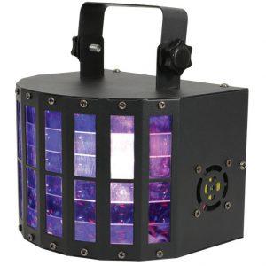 QTX LED Derby 9 Light Effect