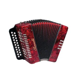 Serenelli Diatonic Button Accordion B/C Tuning