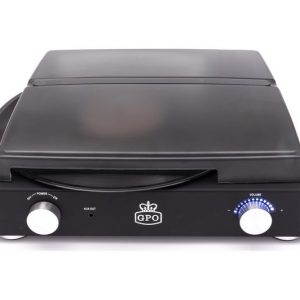 GPO STYLO - Record Player - Black