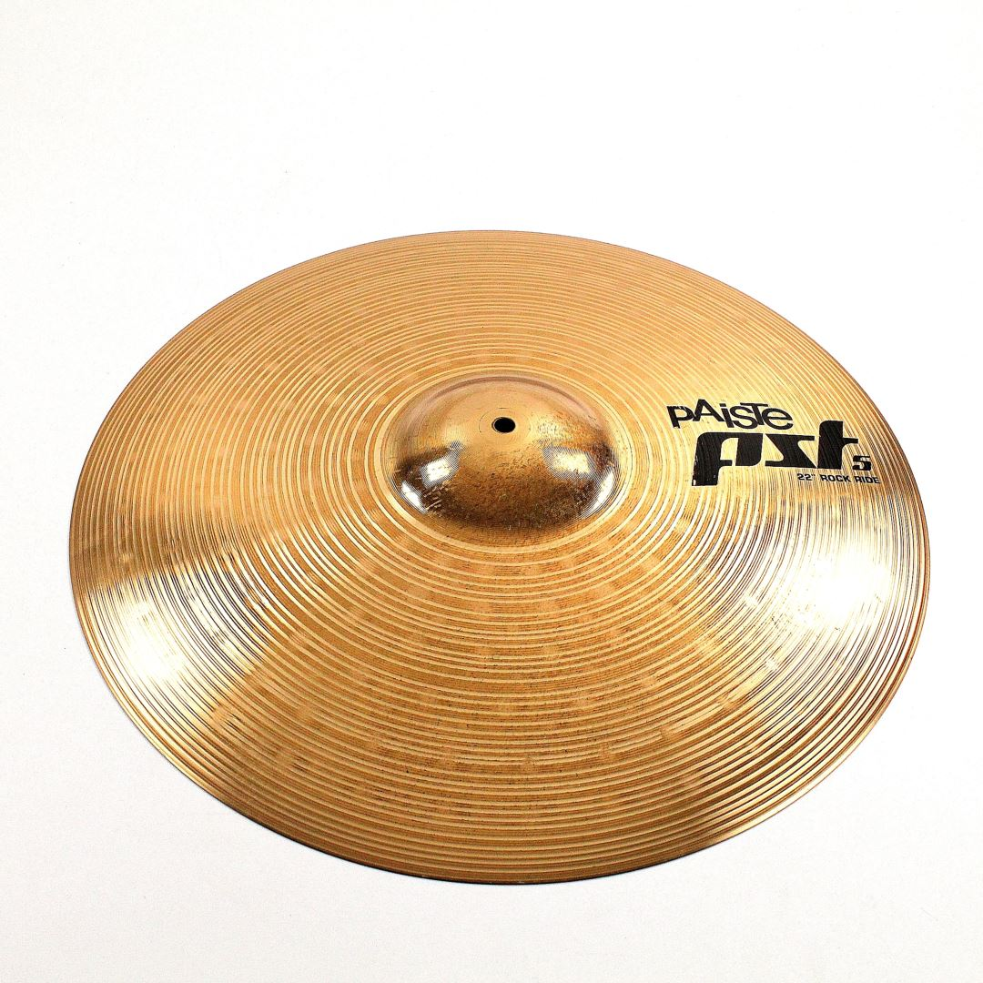 "Paiste PST 5 22"" Rock Ride Cymbal"
