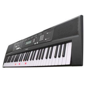 Yamaha EZ-220 Keylighting Home Keyboard