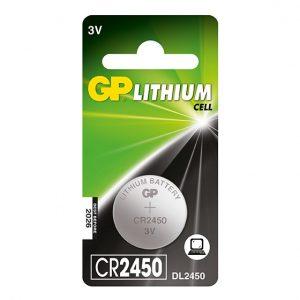 CR2450 GP Battery