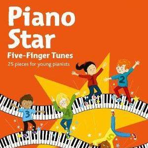 Piano Star Five-Finger Tunes