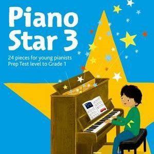 Piano Star Book Three