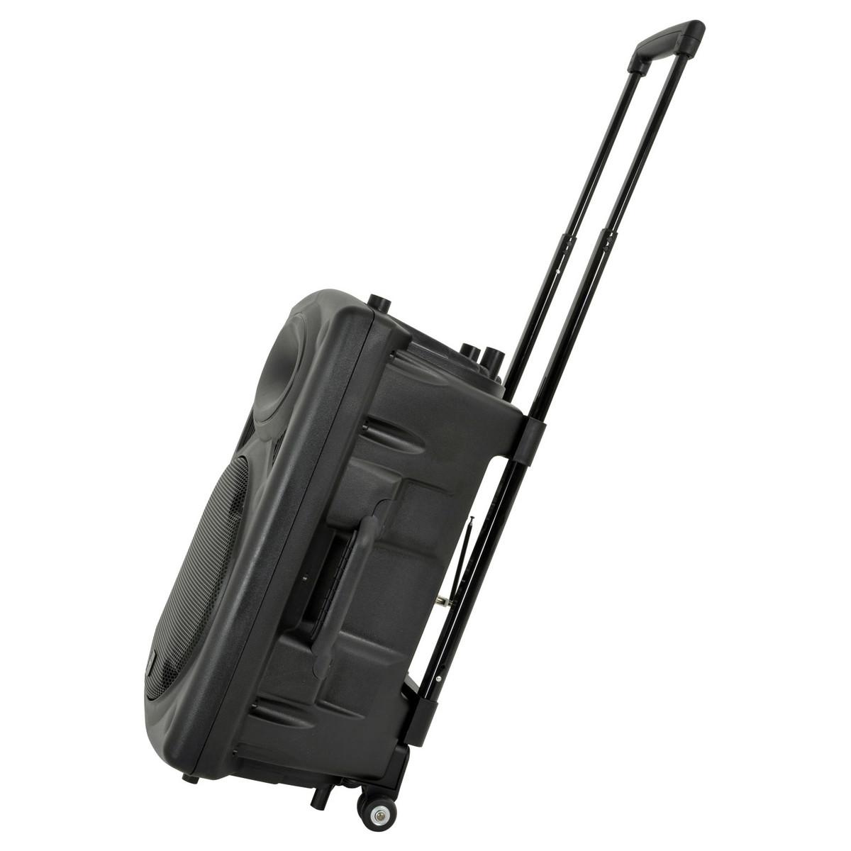 QTX QR12PA Portable PA System with Wireless Mics