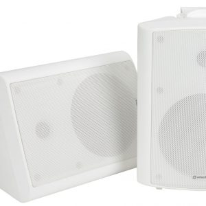 "Adastra BC6A 6.5"" Active Stereo Speaker Set 2x50W"