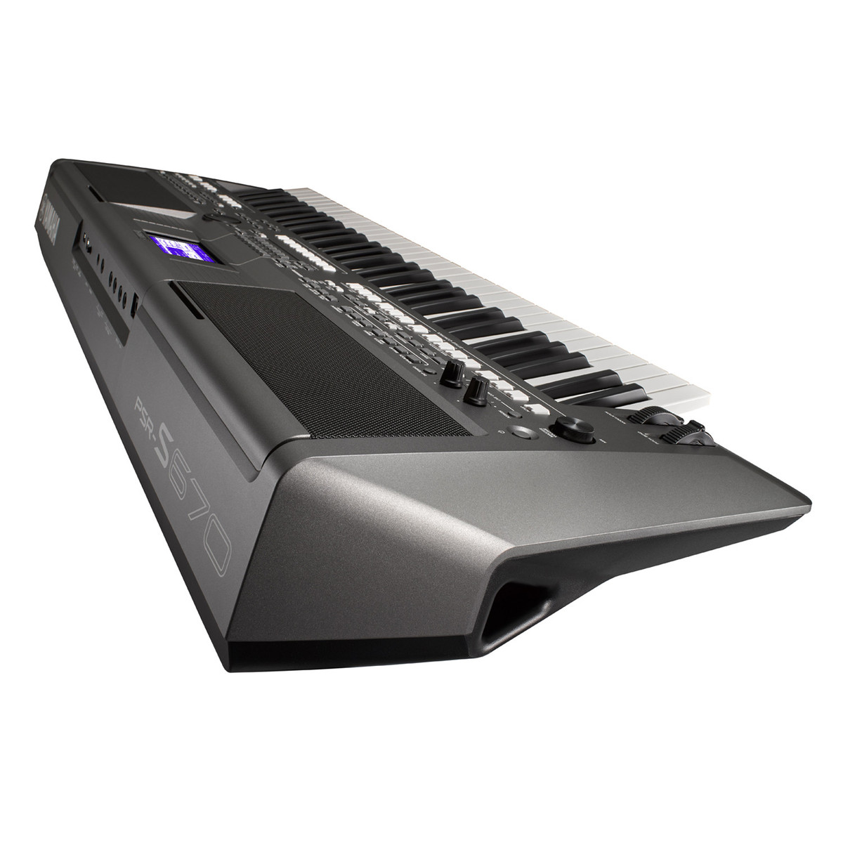 yamaha psr s670 arranger workstation keyboard trax music. Black Bedroom Furniture Sets. Home Design Ideas