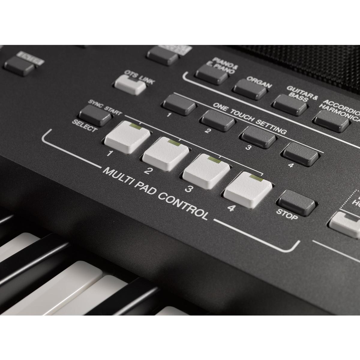 yamaha psr s670 arranger workstation keyboard trax music store. Black Bedroom Furniture Sets. Home Design Ideas