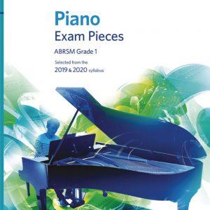 ABRSM Piano Exam Pieces 2019/2020 Grade 1