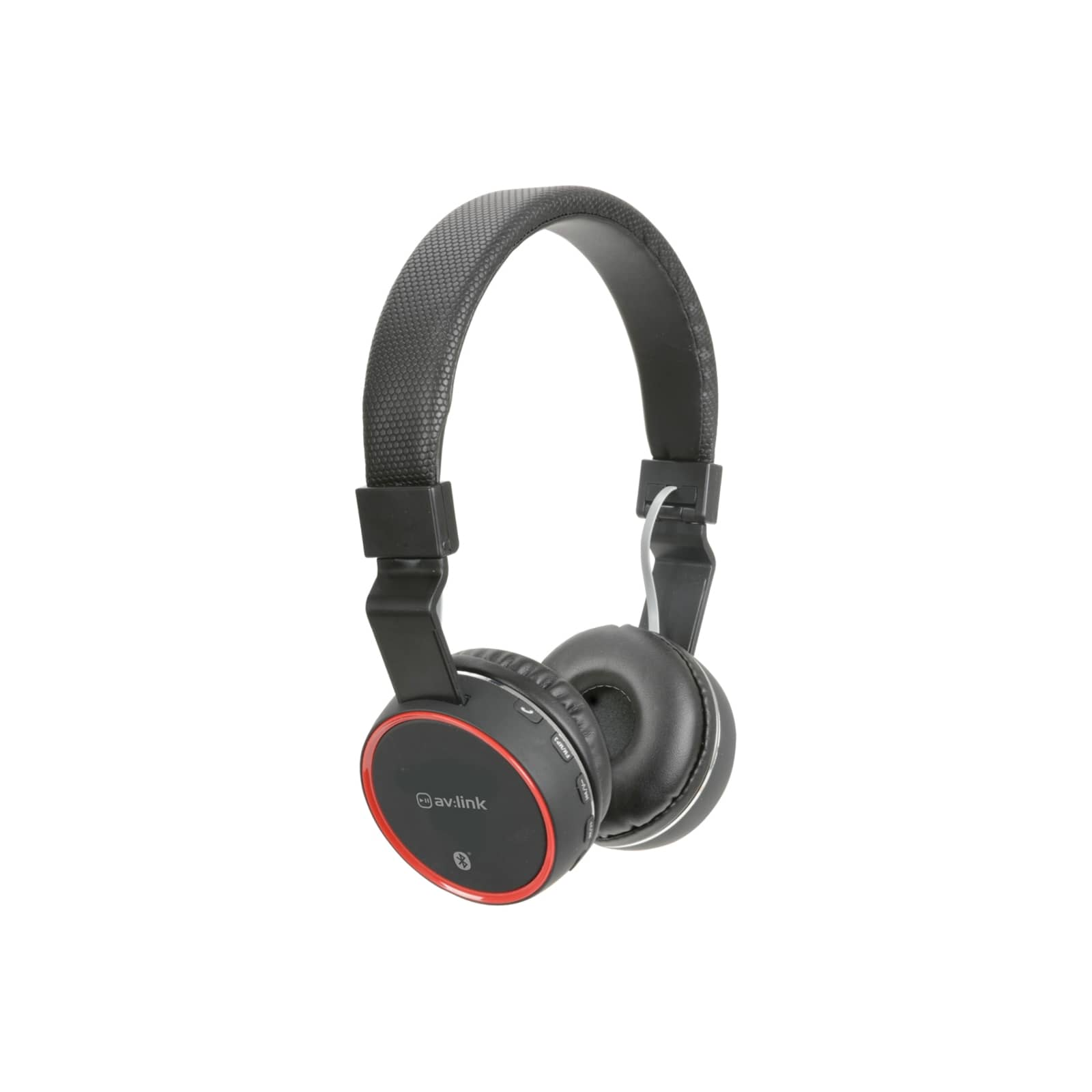 Av:Link PBH10 Wireless Bluetooth Headphones (Black)