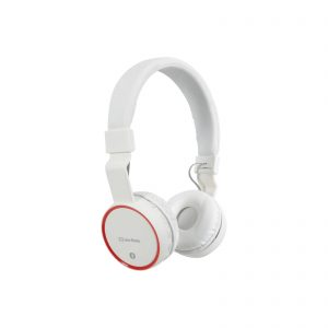 Av:Link PBH10 Wireless Bluetooth Headphones (White)