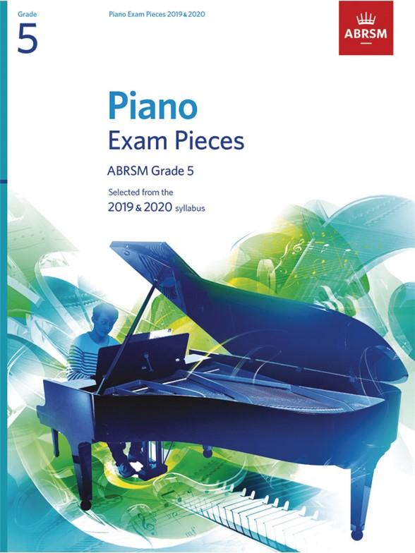 ABRSM Piano Exam Pieces 2019/2020 Grade 5