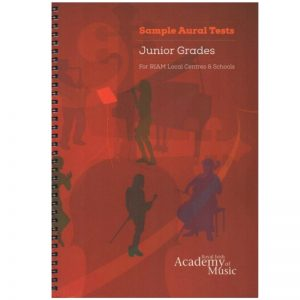 RIAM Sample Aural Tests Junior Grades