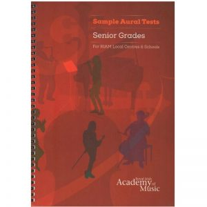 RIAM Sample Aural Tests Senior Grades