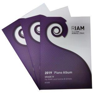 RIAM Piano Album 2019 Grade 5