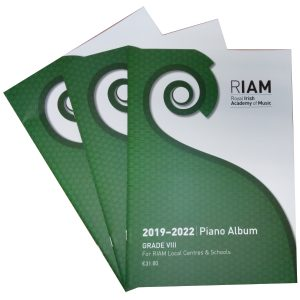 RIAM Piano Album 2019 Grade 8 (2019 - 2022)