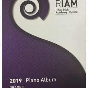 RIAM Piano Album 2019 Grade 2