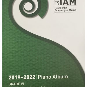 RIAM Piano Album 2019 Grade 6 (2019 - 2022)