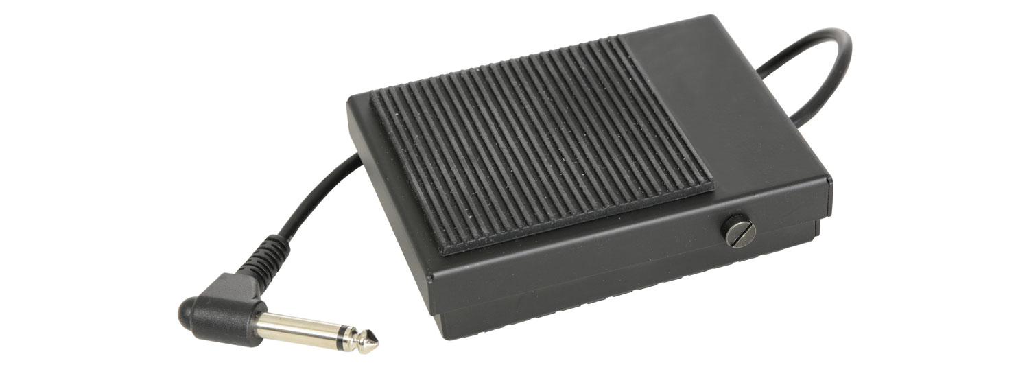Chord Non-latching Pedal Switch
