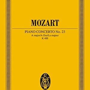 Mozart Piano Concerto No. 23 in A Major