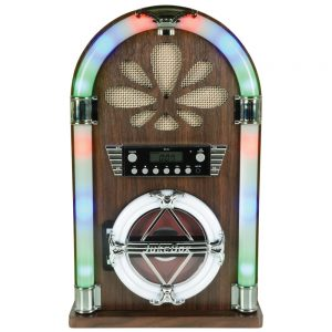 QTX Roadhouse Mini Bluetooth Jukebox