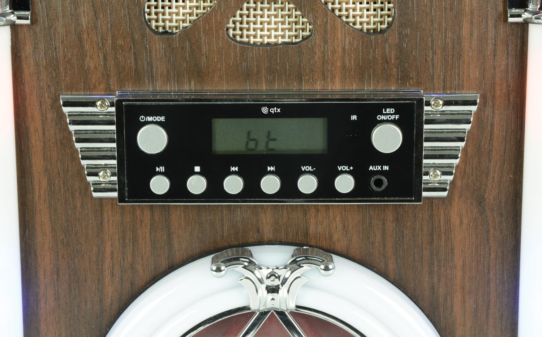 QTX Roadhouse Mini Bluetooth Jukebox