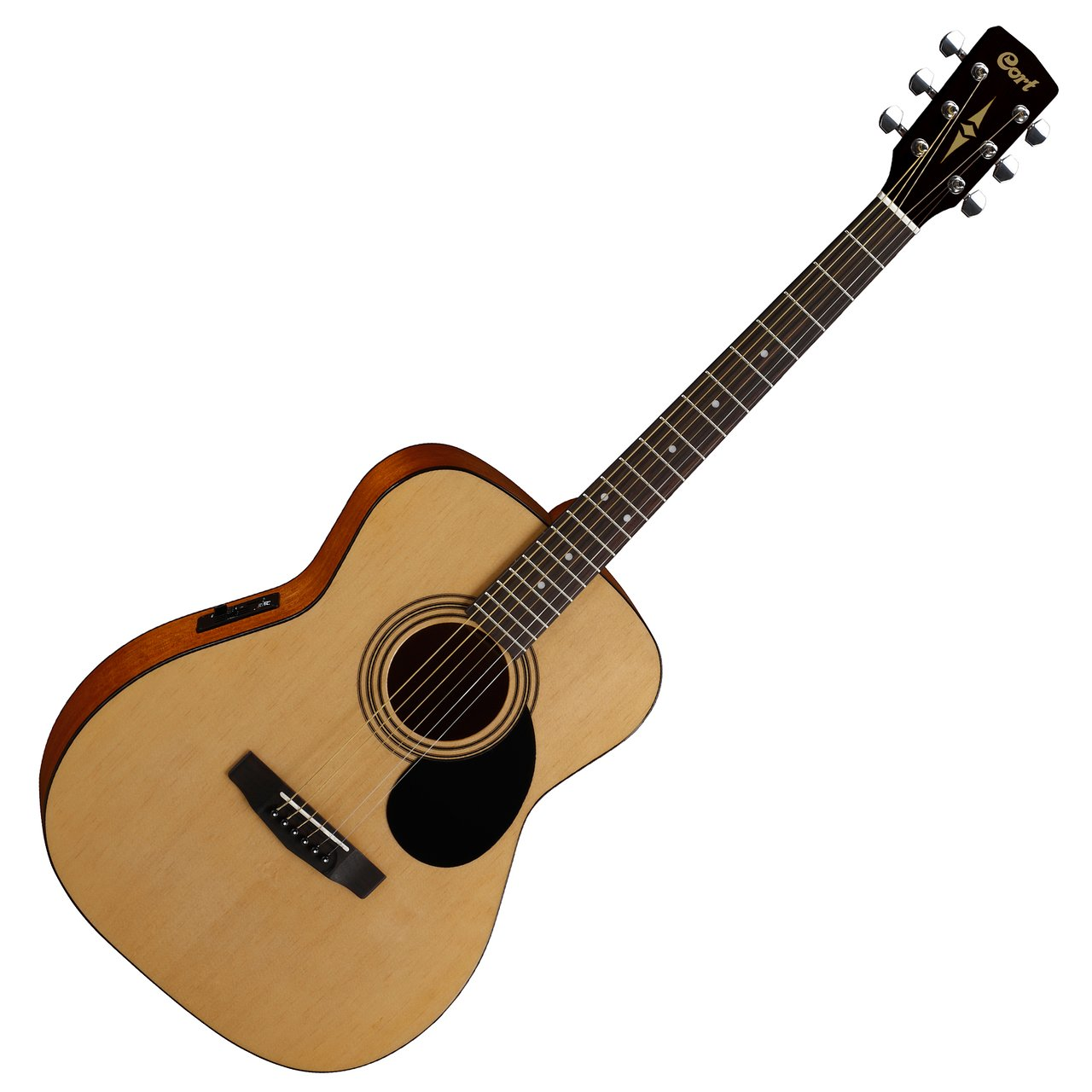 Cort AF510E Electro Acoustic Guitar with Gigbag