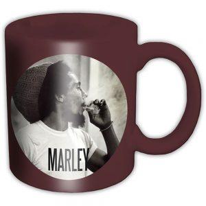 Bob Marley Circle Boxed Standard Mug